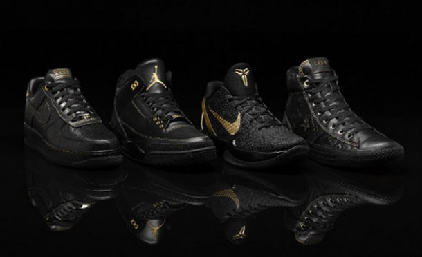 low priced 8ec09 c2229 Nike celebrates the legacy of African Americans with the Black History  Month pack for 2011. The pack consists of the Air Jordan III, the Nike Zoom  Kobe VI ...