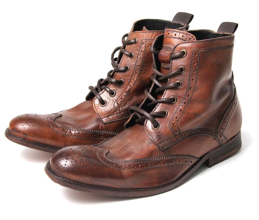 Hudson H mens boots – ColoRising