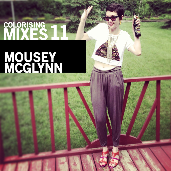 Mousey McGlynn Cover