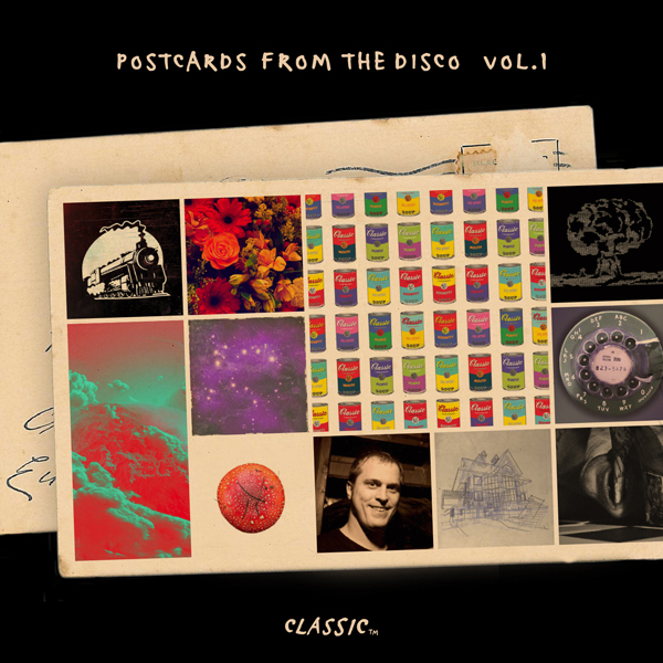 Stream classic music 39 s postcards from the disco mixtape for Classic house music mixtapes