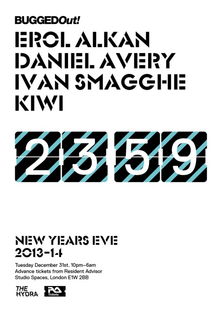 Bugged Out NYE
