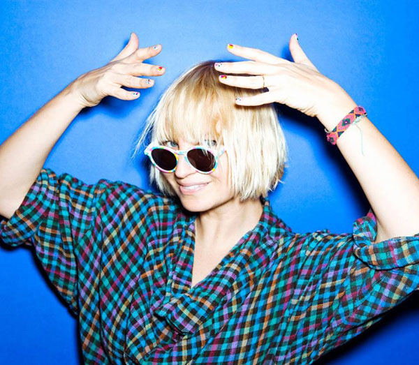 "Stream Sia's ""Chandelier (Four Tet Remix)"" – ColoRising"