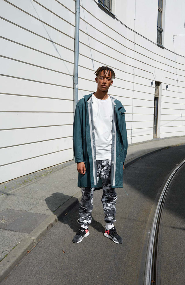 adidas 2017 lookbook